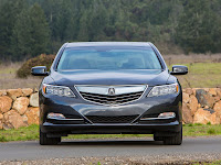 2014 Acura RLX Japanese car photos 3