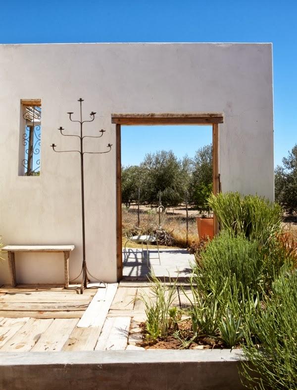 South Africa farmhouse