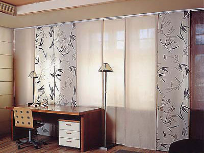cortinas modernas en decoracin del hogar - Cortinas Decoracion