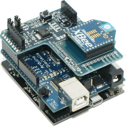 Produtos arduino technical programmer