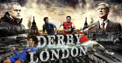 derby london chelsea vs arsenal