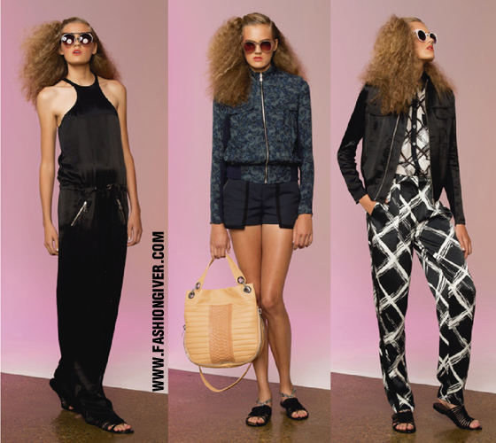 L.A.M.B New York Fashion Week Spring Summer 2014