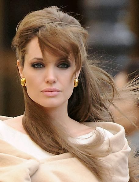 Angelina jolie hairstyles 2014 tribute angelina jolie had very long hair and sometimes she gets name of the movie or any show nations like angelina jolie when the draw short hair many players urmus Image collections