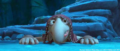 królowa śniegu cały film