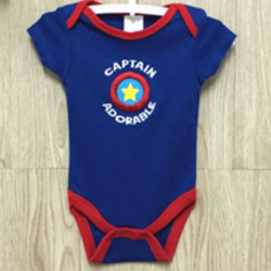 Baby Bodysuit - Criteria Outfits