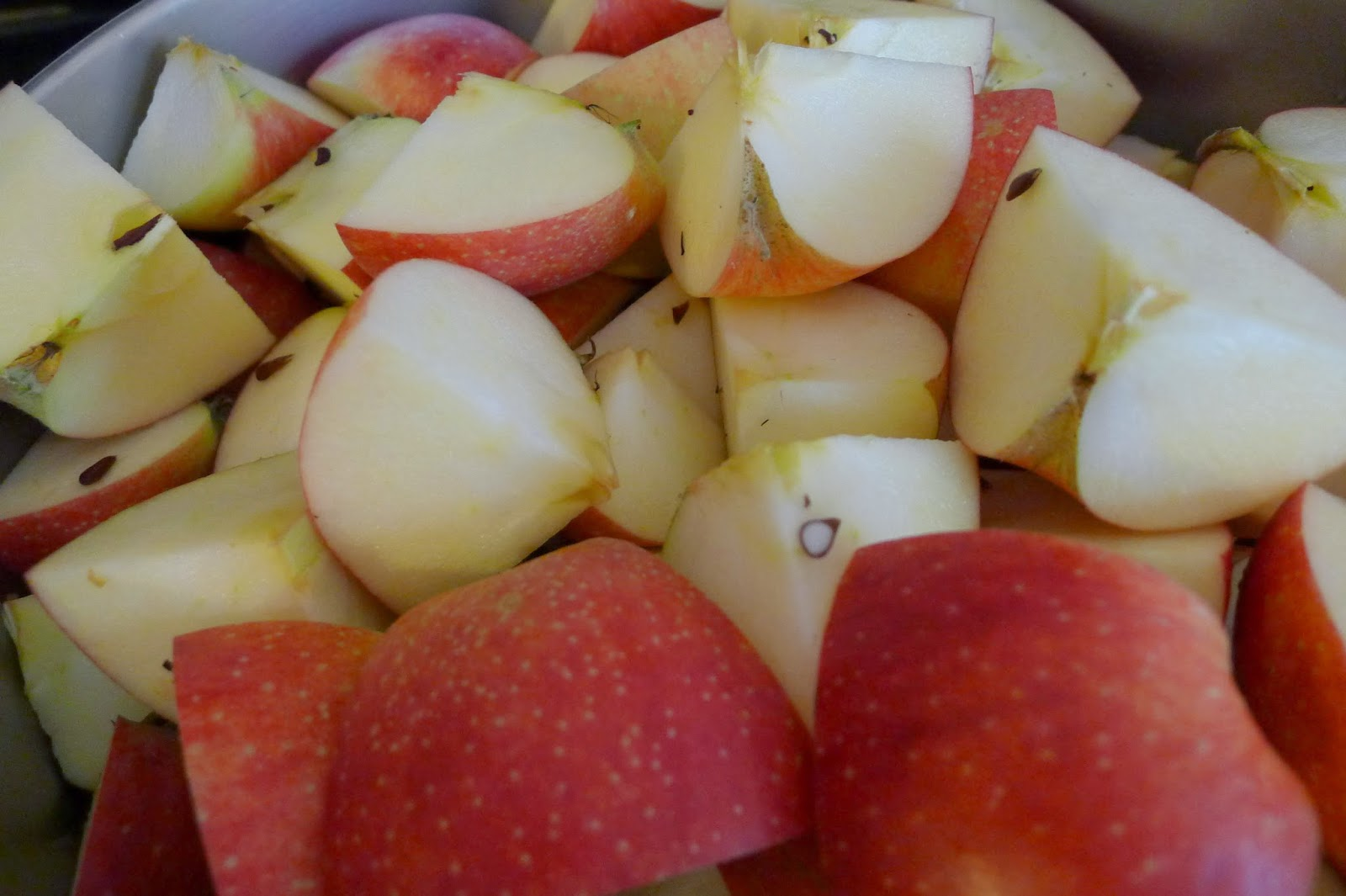 Apples for apple sauce