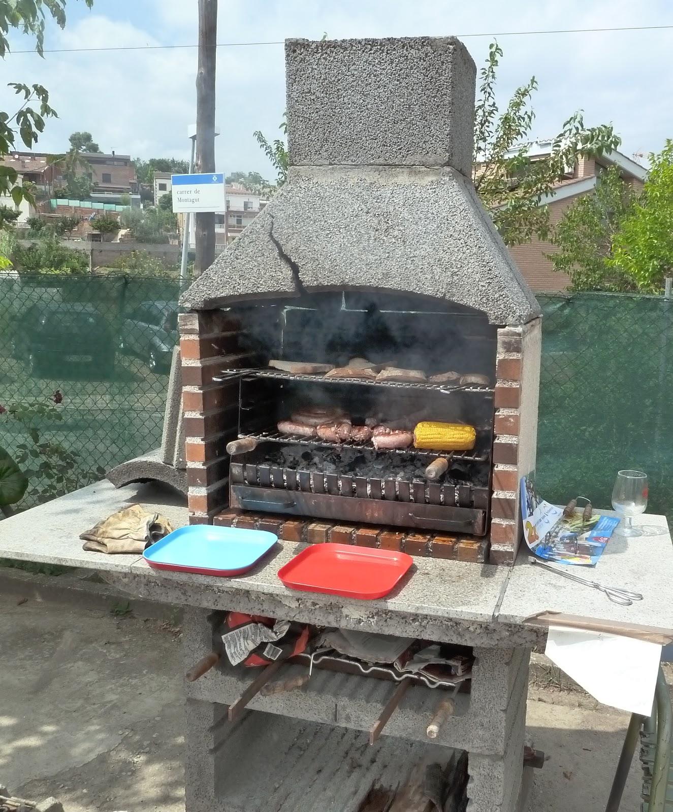 La cocina de sariqui it 39 s time to bbq - Hacer barbacoa casera ...