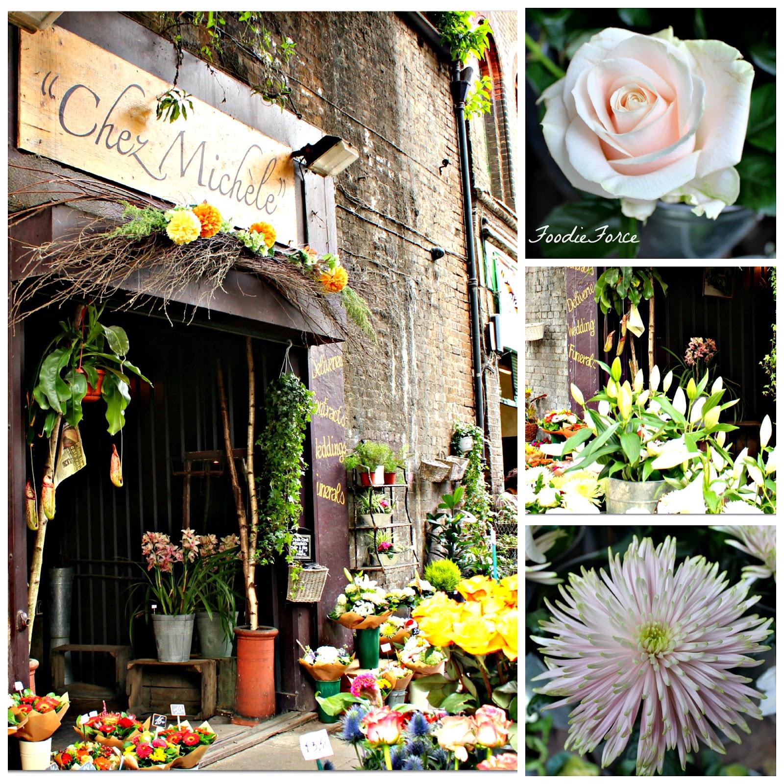 flower shop London Bridge