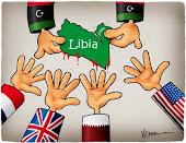 Firma contra la agresión imperialista a Libia