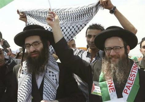 """Rabino Dovid Feldman da """"Judeus Unidos Contra o Sionismo"""""""