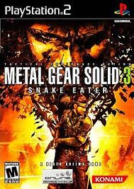 Download Metal Gear Solid 3 Snake Eater Games PS2 ISO For PC Full Version Free Kuya028