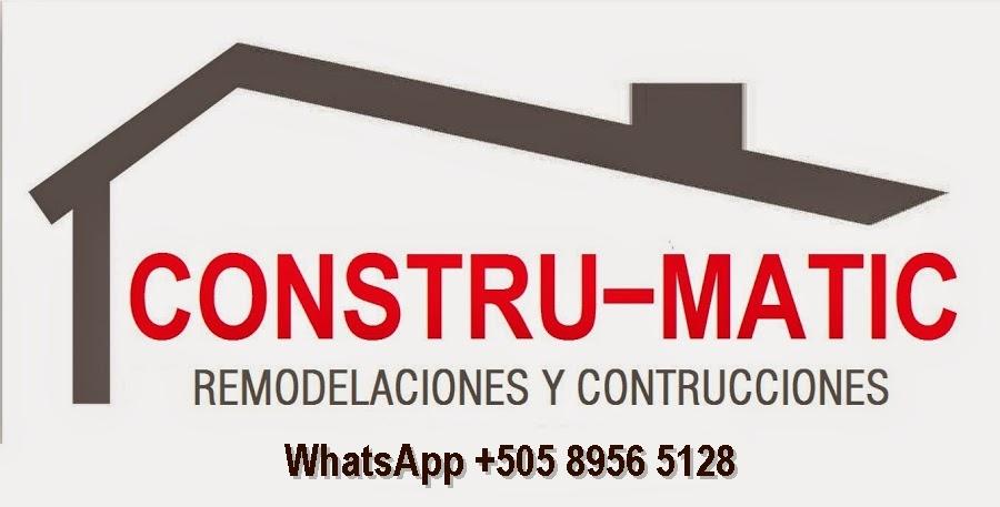 CONSTRU-MATIC | Remodelaciones y Construcciones Rápidas