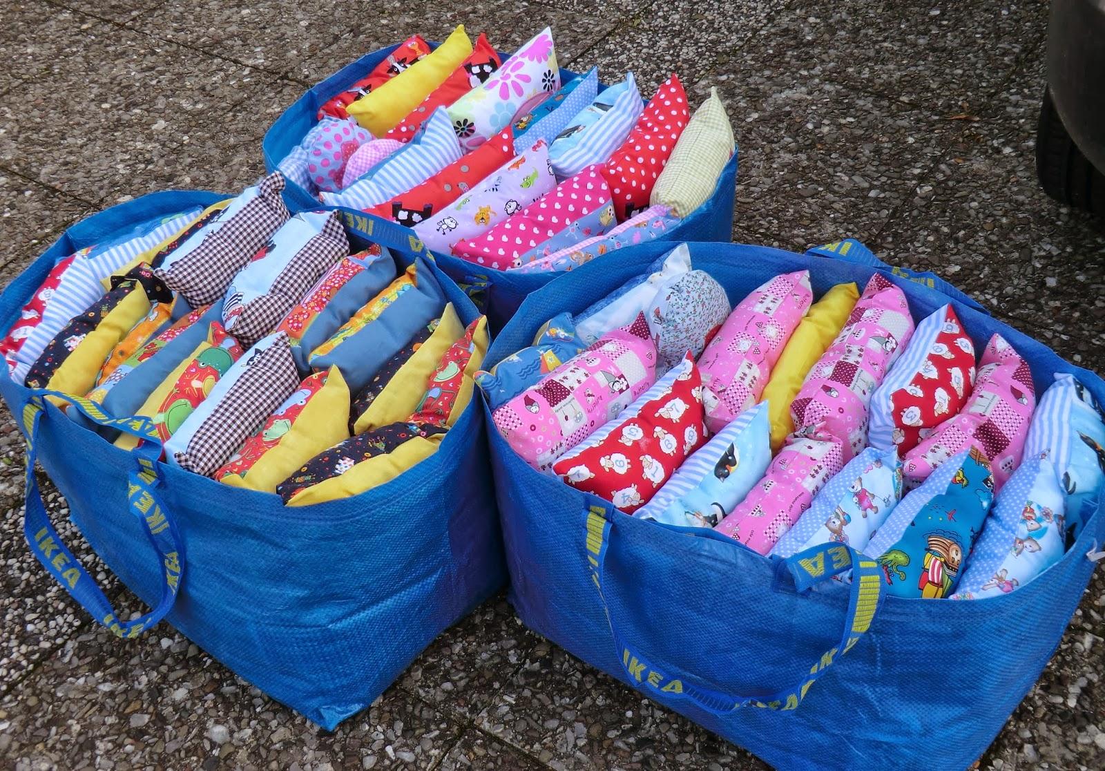Große Kissen Ikea initiative trösterkissen für kinder 90 kissen für kranke kinder
