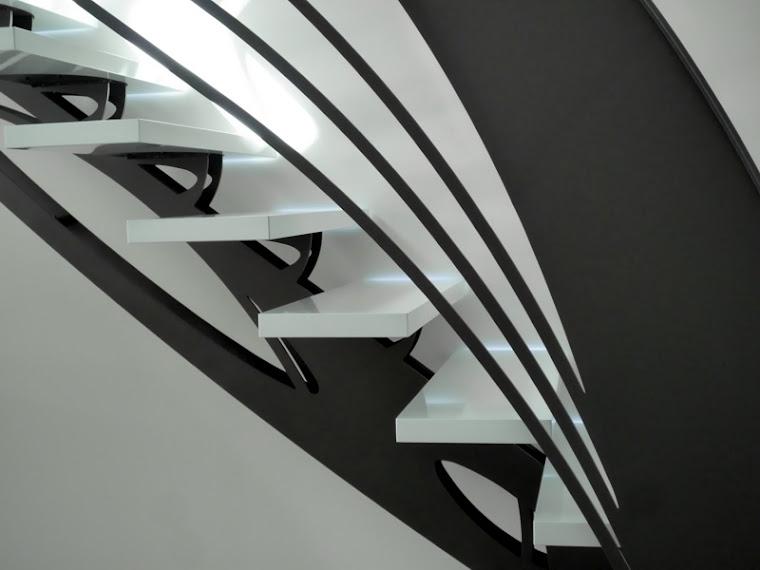 Escalier Design La Stylique
