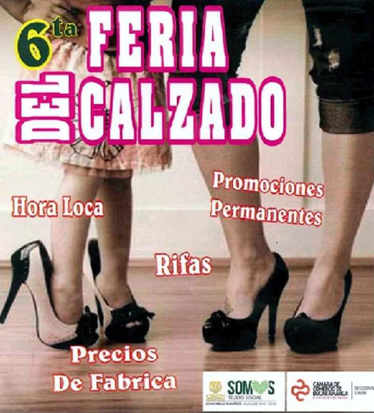 6ta Feria del calzado