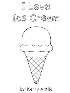 https://www.teacherspayteachers.com/Product/FREE-I-Love-Ice-Cream-mini-book-615167