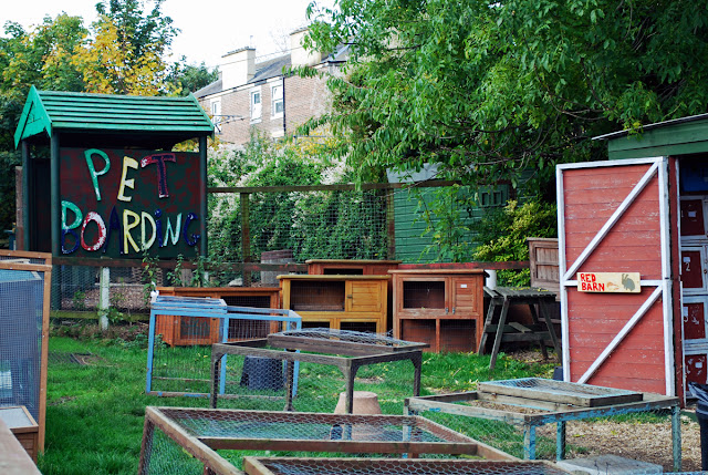 Pet Boarding - Gorgie City Farm