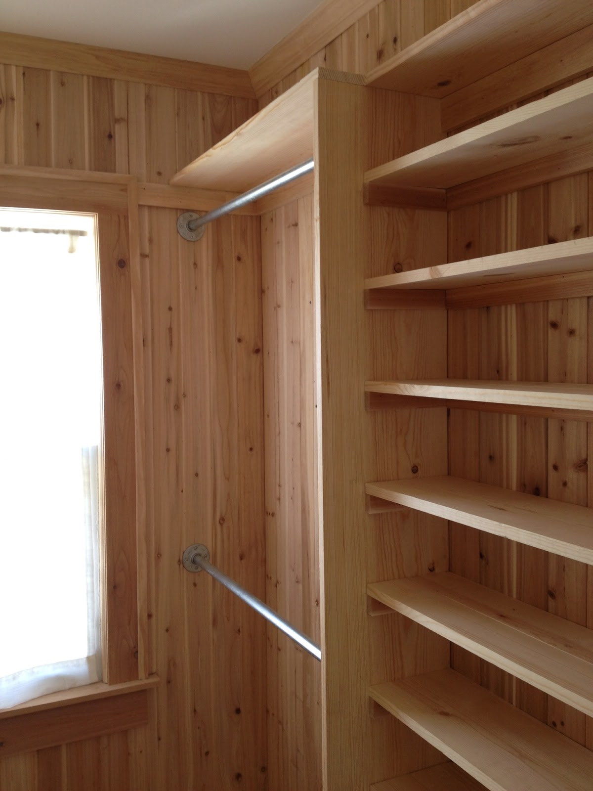 Superbe A New Walk In Cedar Closet