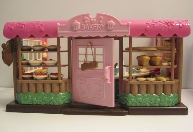 The Sylvanian Families Water Mill Bakery A Quick Look The Toy
