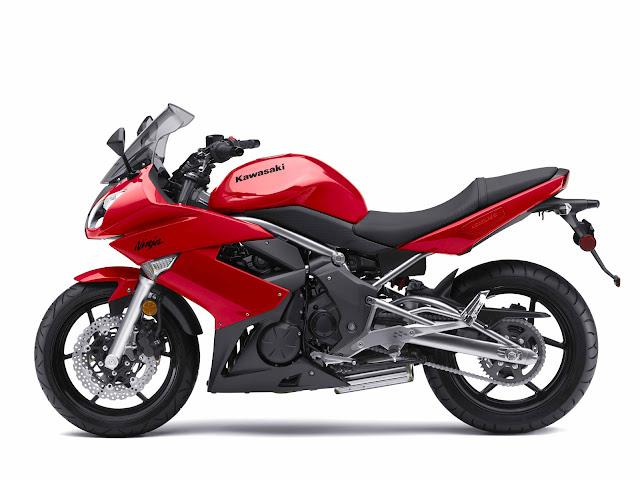 2009 Kawasaki Ninja650Re Mengubah Warna Dengan Hue/Saturation di Photoshop