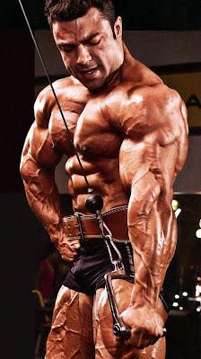 Eduardo Correa - Mens Open - 2012 Arnold Classic | Muscle