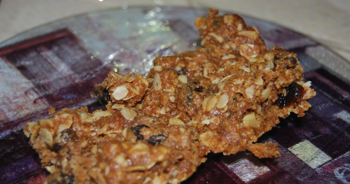 What Would Jeanna Cook: Granola Bars