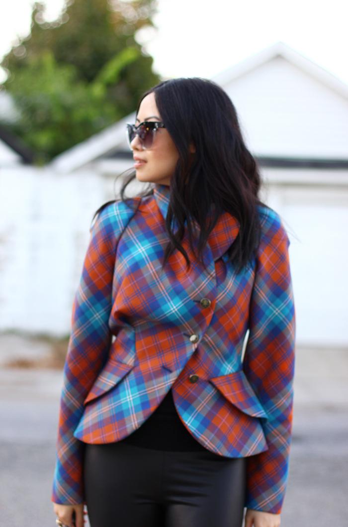 vintage vivienne westwood jacket 3
