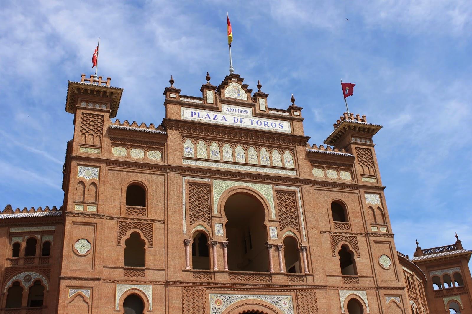 Ruta taurina por Madrid 4. Las plazas de toros (tercera parte). La ...