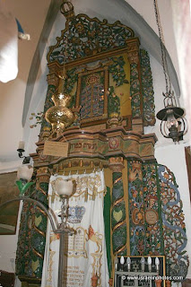 Photos Of Safed: The Ashkenazi Ha'Ari Synagogue - Ari Ashkenazi Synagogue