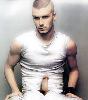 David Beckham Famosos Nus