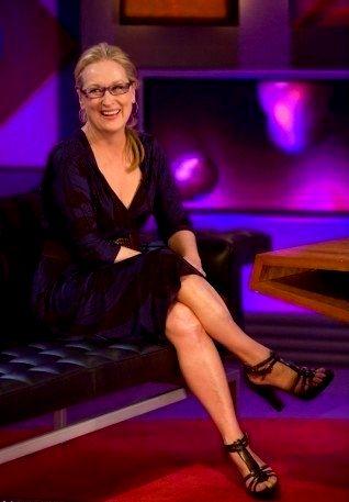 I ♥ Meryl Streep ~: Legs appreciation - 20.8KB