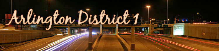 Arlington District 1