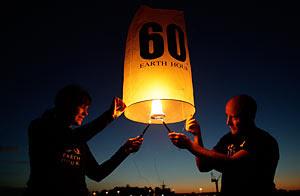 La Hora del Planeta 2011 apagón mundial ciudades a oscuras