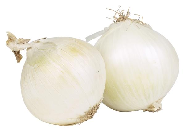 Trivia Facts about Food - White Color Onion
