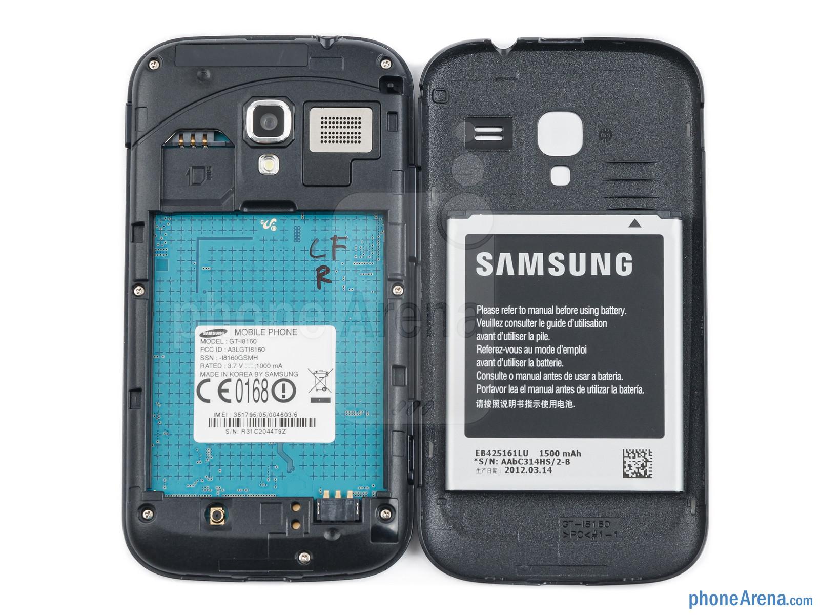 Samsung Galaxy Ace 4 LTE Ficha Técnica Tudocelular  - imagens do celular samsung galaxy ace