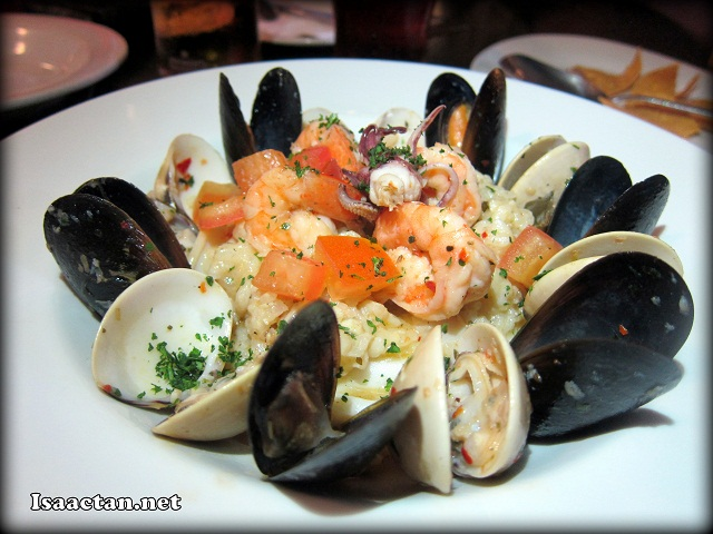 #1 Seafood Risotto