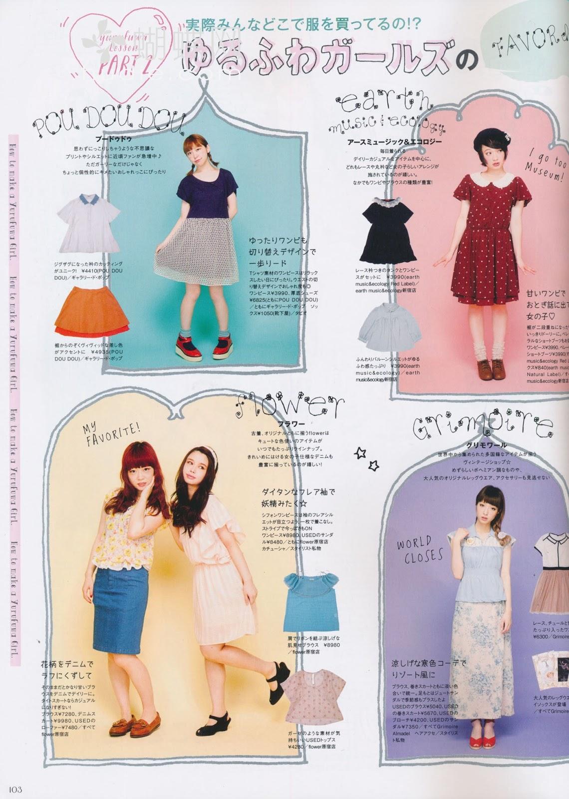 Japanese Fashion Inspiration