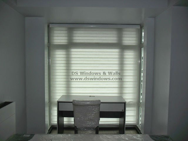 Combination Blinds Installed in Plainview Mandaluyong