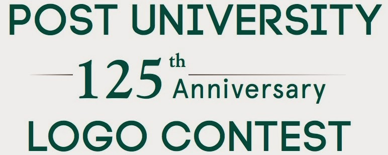 Post University 125th Anniversary Logo Contest image