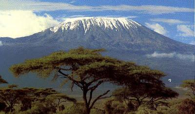 Foto Terlengkap Dan Terbaru Gunung Klimanjaro Dan Pesona Keindahannya