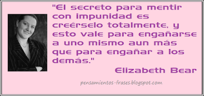 frases de Elizabeth Bear