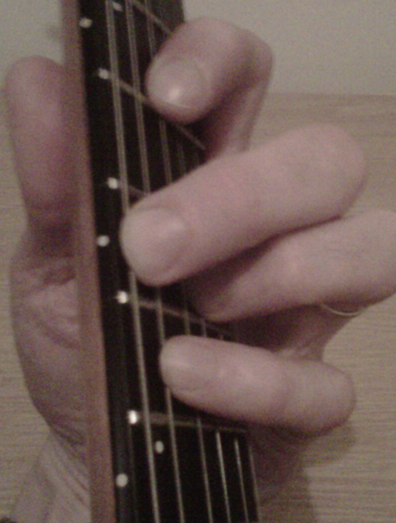 A New Guitar Chord Every Day 12 Dominant 7th Guitar Chords Number 10