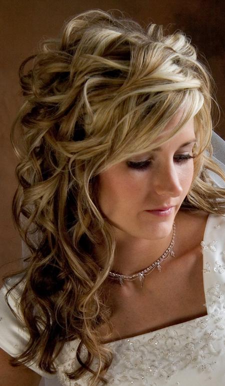 Beach Wedding Hairstyles | Fashion in Wedding