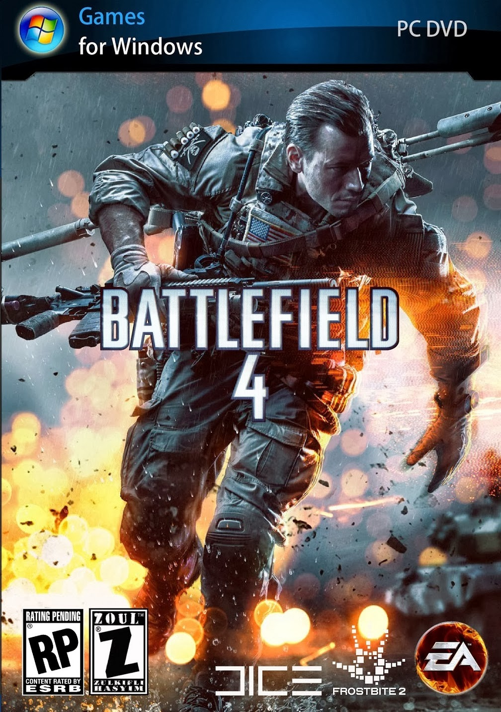 Battlefield 4 Crack + Key Download Full Version Game Free
