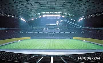 Japanese mobile stadium