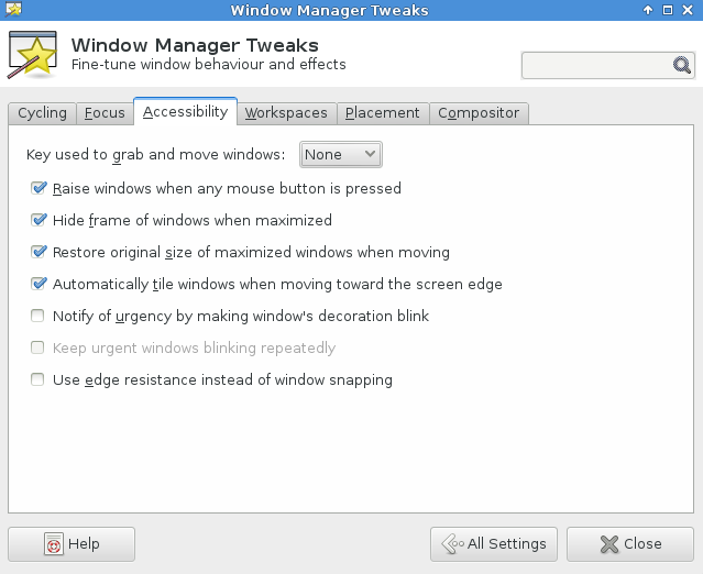 Tecsun's Linux Journey: [Alt] key problem when remote desktop
