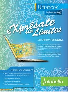 falabella catalogo ultrabook 11-2012