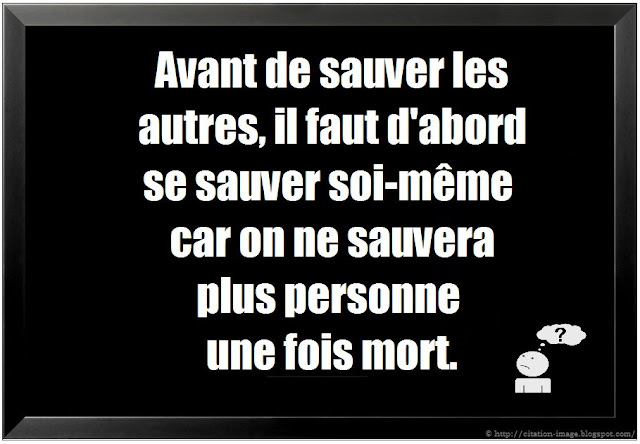 Citation sur la mort en photo