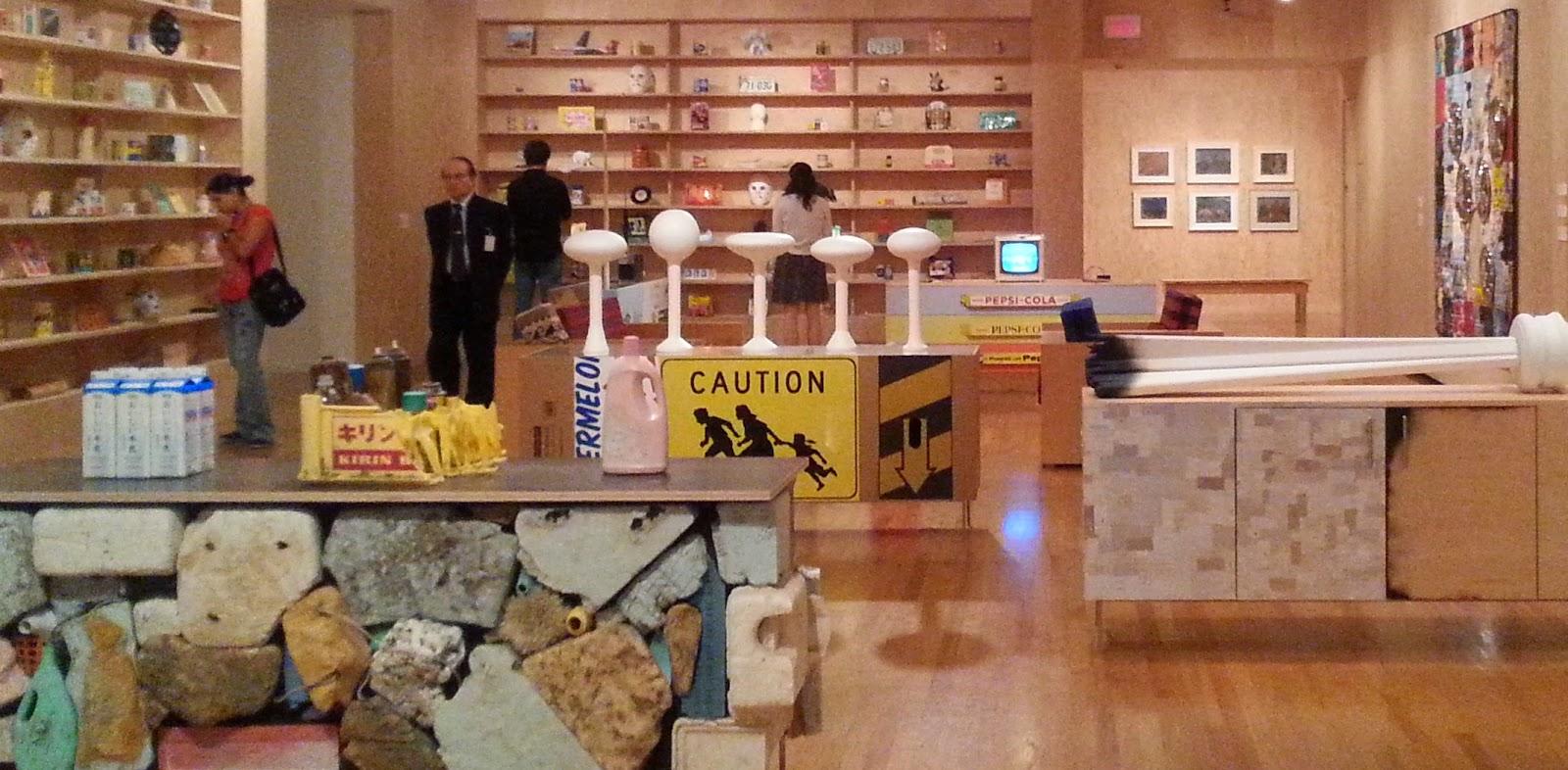 vivian in stitches douglas coupland vancouver art gallery