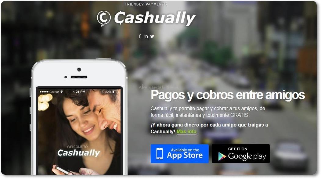 Cashually, la app que facilita los pagos compartidos esta Navidad